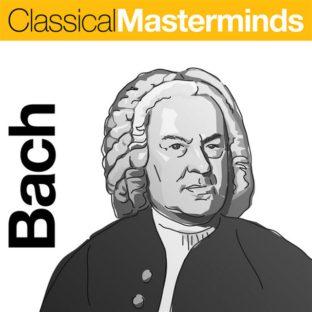 Classical Masterminds - Bach