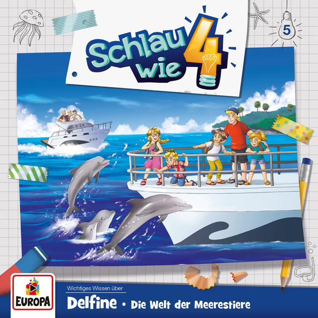 005 - Delfine: Die Welt der Meerestiere Cover