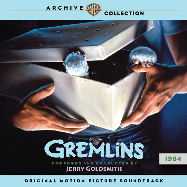 Jerry Goldsmith album cover