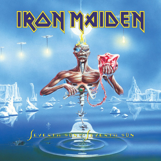 Iron Maiden  Seventh Son of a Seventh Son :Replay