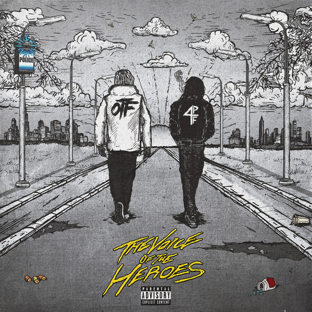 Voice of the Heroes album cover