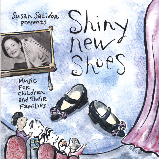 Shiny New Shoes by Susan Salidor