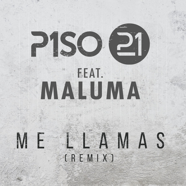 Me Llamas (feat. Maluma) [Remix] - Me llamas (feat. Maluma) - Remix