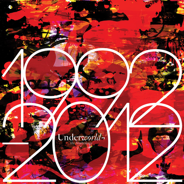 Cover art for Born Slippy (Nuxx) by Underworld