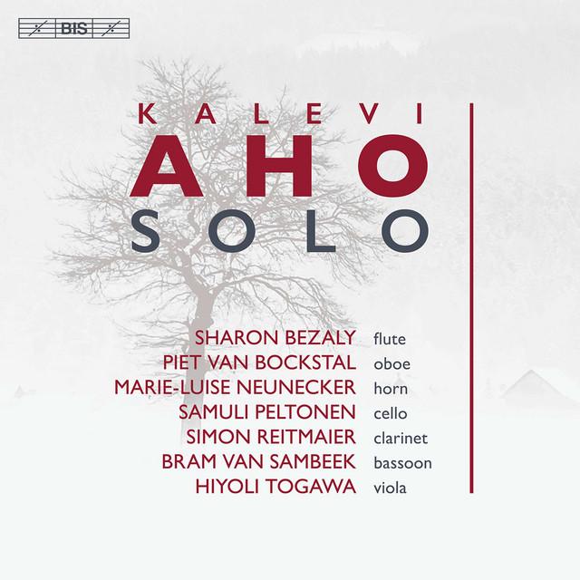 Kalevi Aho: Solo, Vol. 1