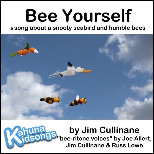 Bee Yourself by Kahuna Kidsongs