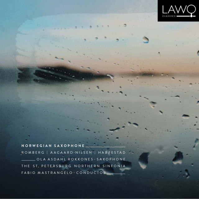 Norwegian Saxophone: Romberg / Aagaard-Nilsen / Habbestad
