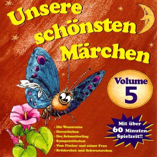 Unsere schönsten Märchen, Volume 5