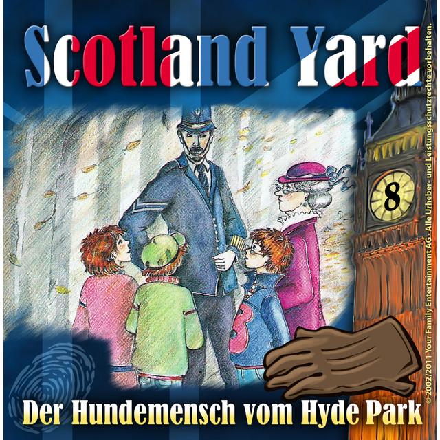 Folge 08: Der Hundemensch vom Hyde Park