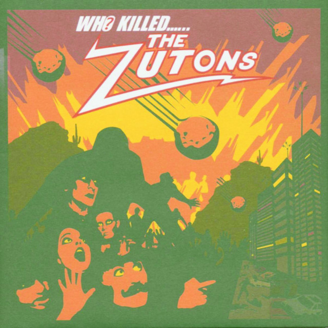 The Zutons  Who Killed The Zutons :Replay