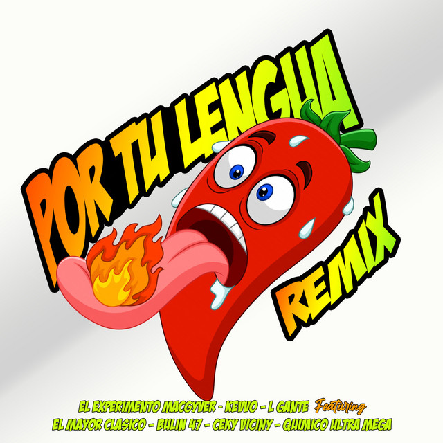 Por Tu Lengua (Remix)