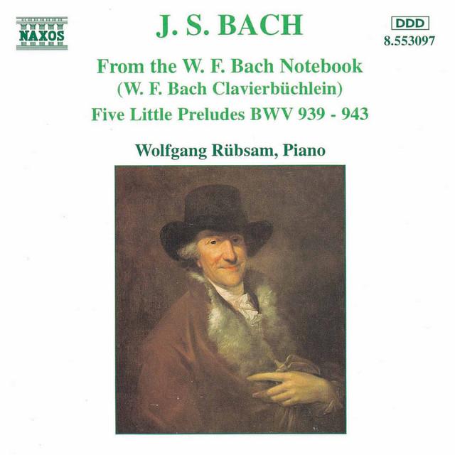 Bach - Pequeños Preludios
