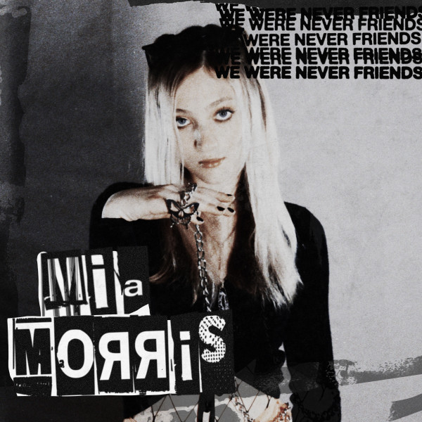 we were never friends