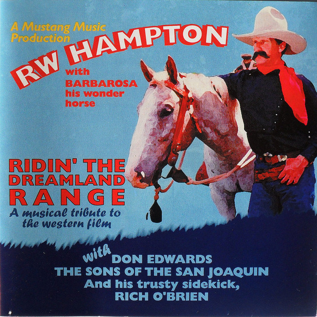 Artwork for My Rifle, My Pony And Me - from Rio Bravo by R.W. Hampton