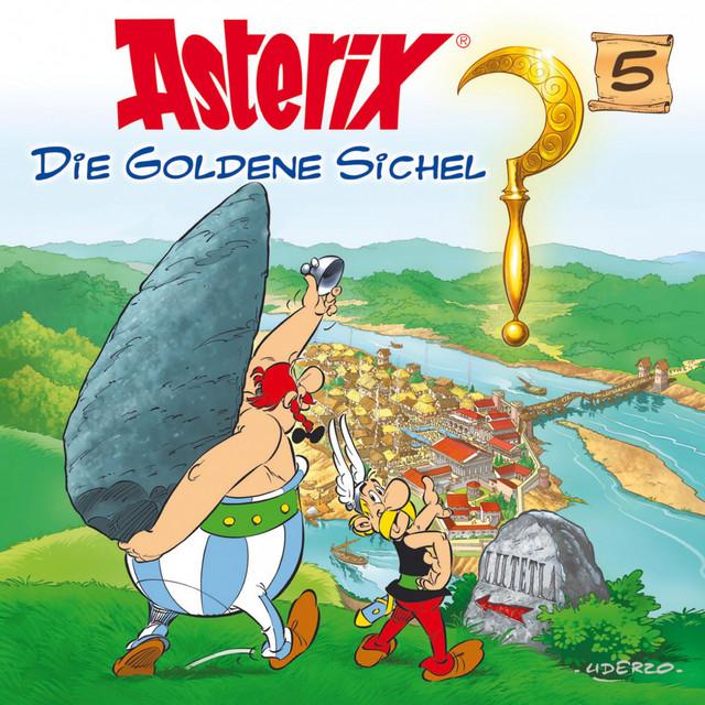 05: Die goldene Sichel Cover