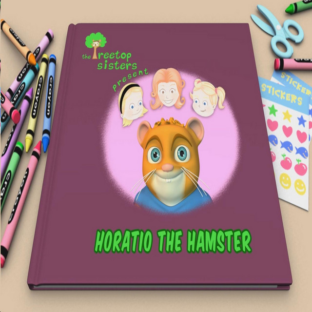 Horatio the Hamster by Treetop Sisters