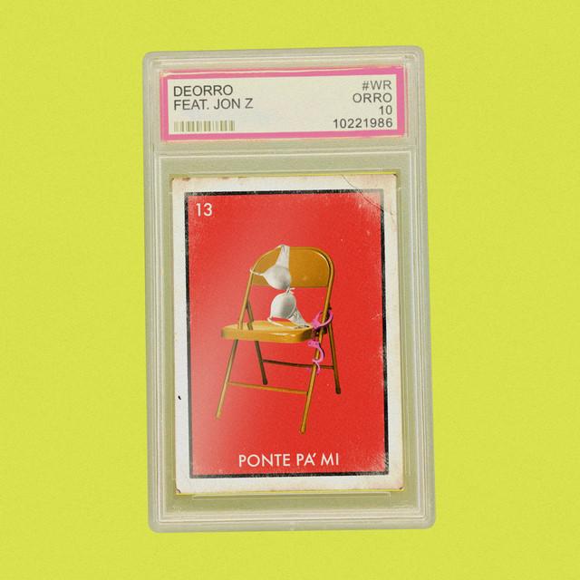 Ponte Pa' Mi album cover
