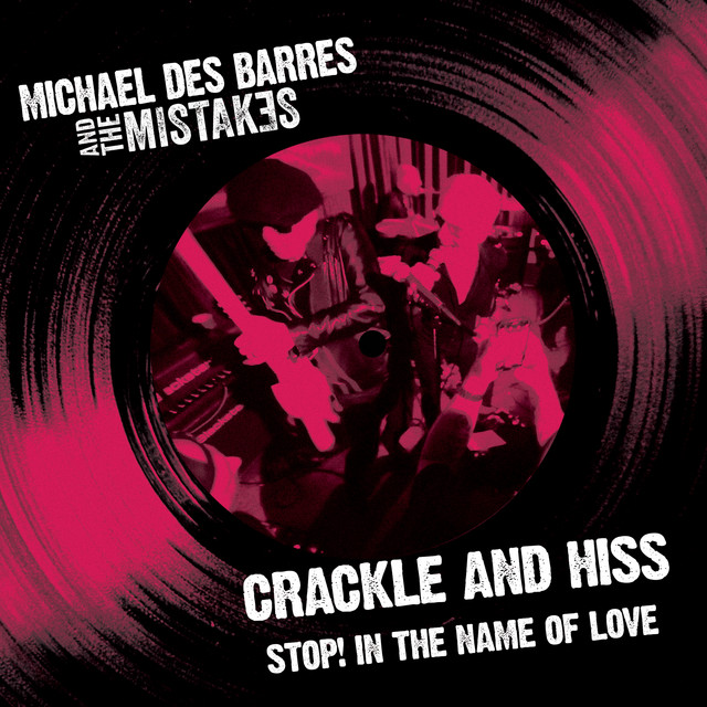 Crackle And Hiss album cover