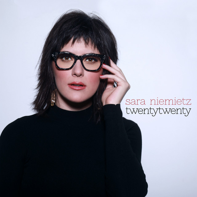 Album cover art: Sara Niemietz - twentytwenty