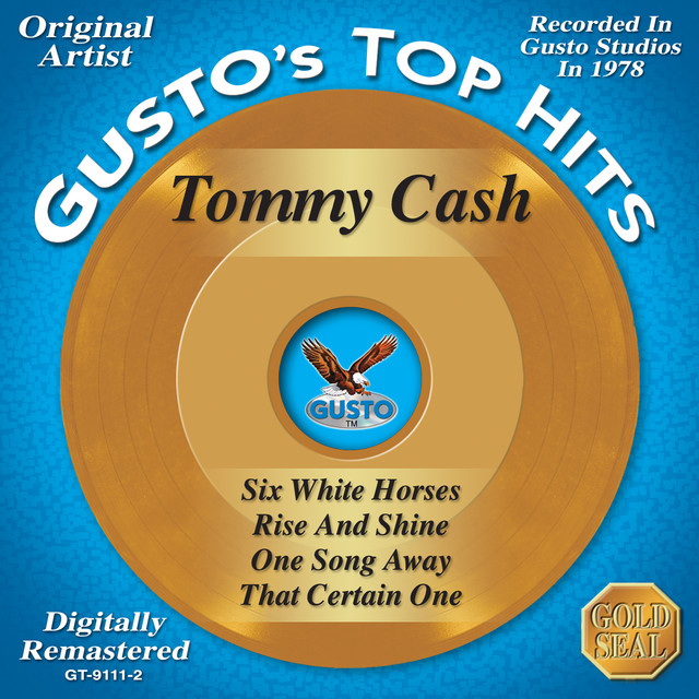 Tommy Cash - Extended Play - Gusto's Top Hits