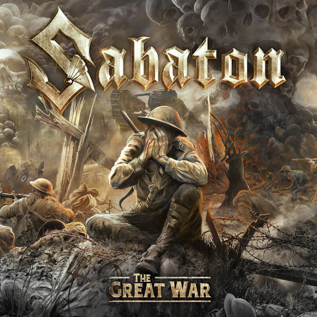 Skivomslag för Sabaton: The Great War