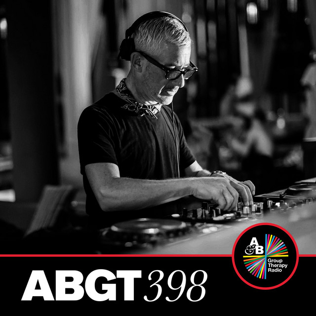 Album cover for Group Therapy 398 by Above & Beyond, Above & Beyond Group Therapy, Anjunabeats