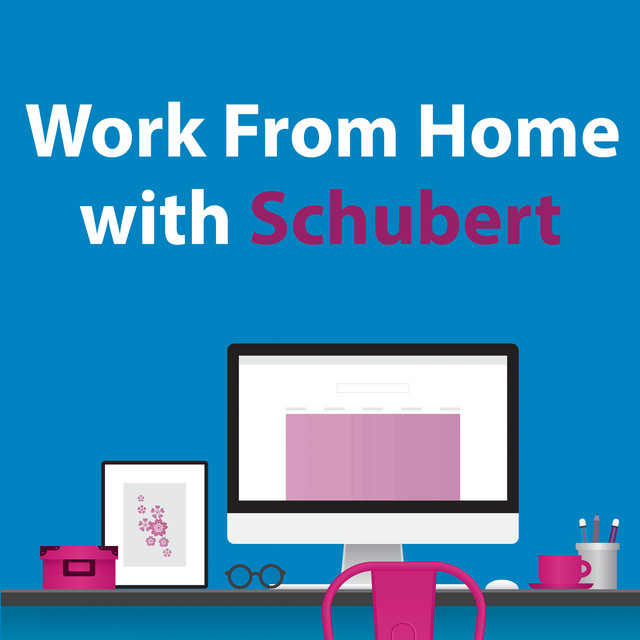 Work From Home With Schubert
