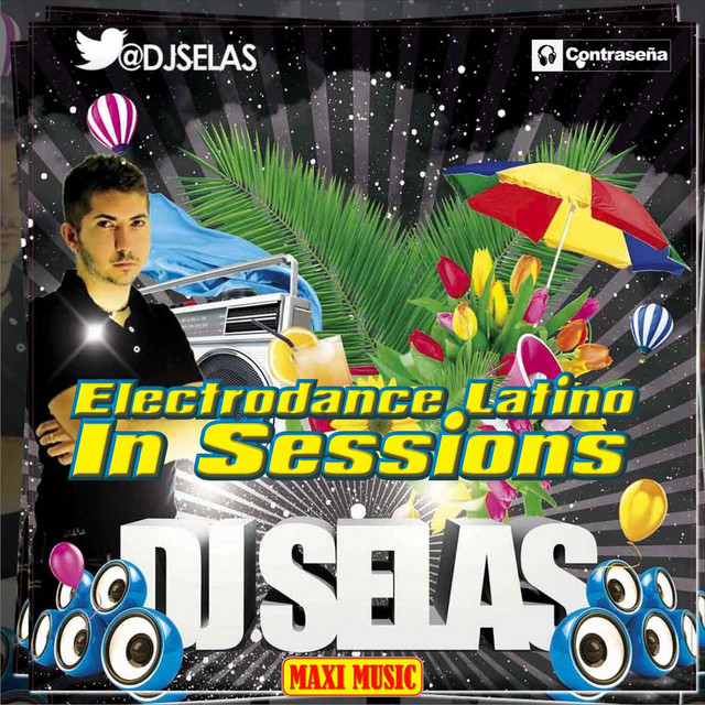 Electrodance Latino in Sessions