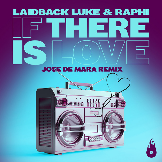 If There Is Love (Jose De Mara Remi album cover