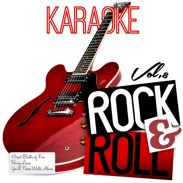 Karaoke - Rock & Roll Hits for Boys, Vol. 8