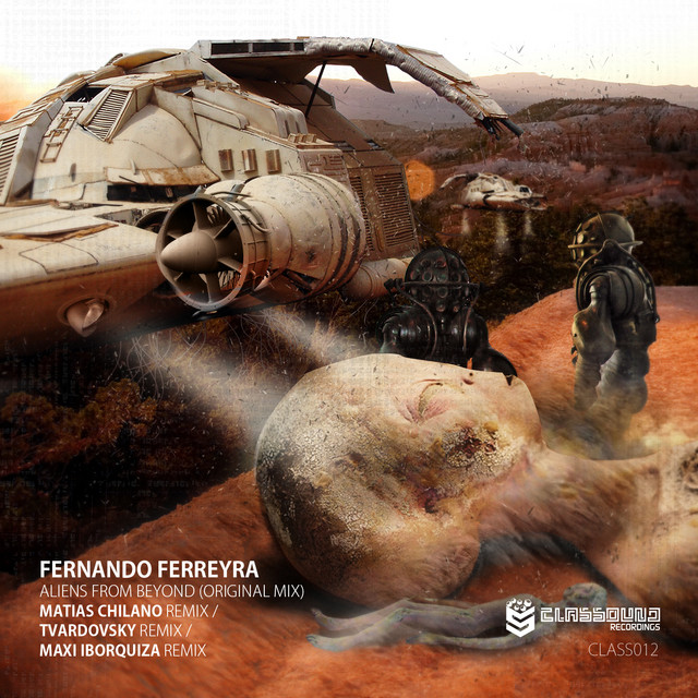 Aliens From Beyond - Matias Chilano Remix