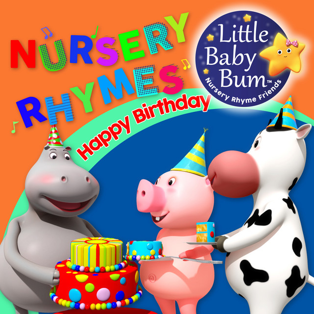 Happy Birthday! LittlebabyBum Party Songs For Children By