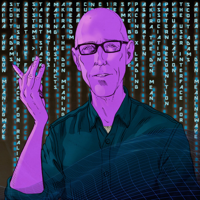 Album cover for The User Interface for Reality by Akira The Don, Scott Adams