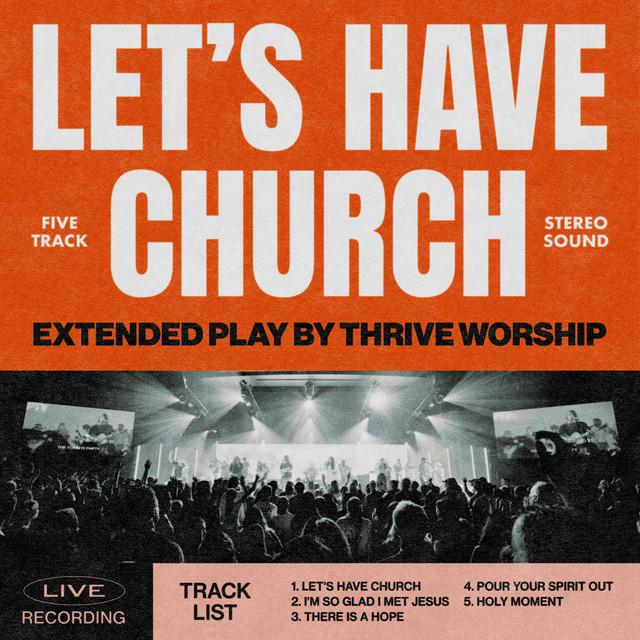 Let's Have Church (Live)