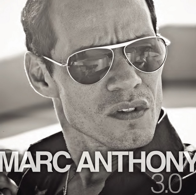 Marc Anthony album cover