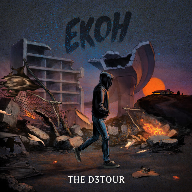Album cover for The D3tour by Ekoh
