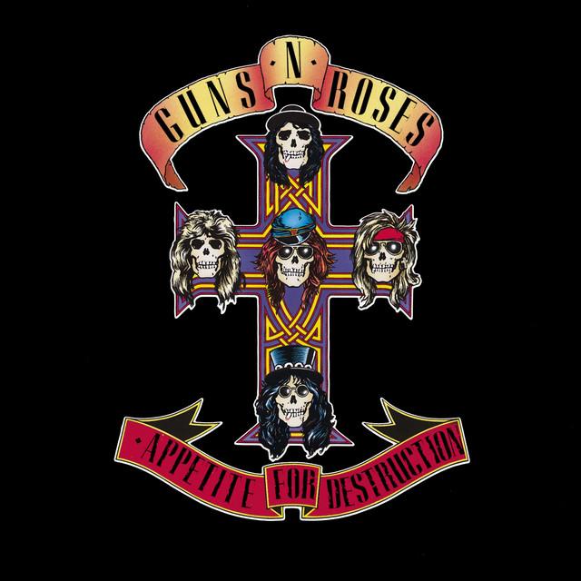 Guns N' Roses album cover