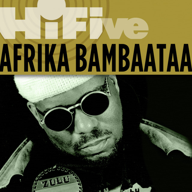 Hi-Five: Afrika Bambaataa