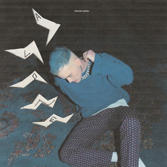Alone album cover