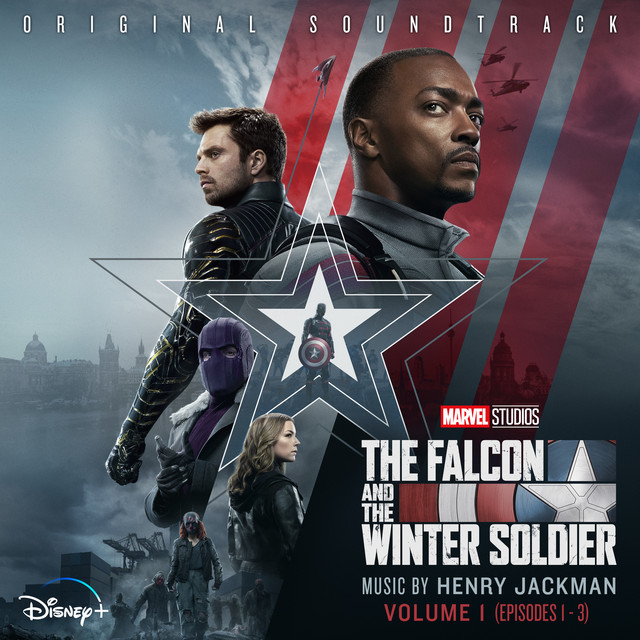 The Falcon and the Winter Soldier: Vol. 1 (Episodes 1-3) [Original Soundtrack]