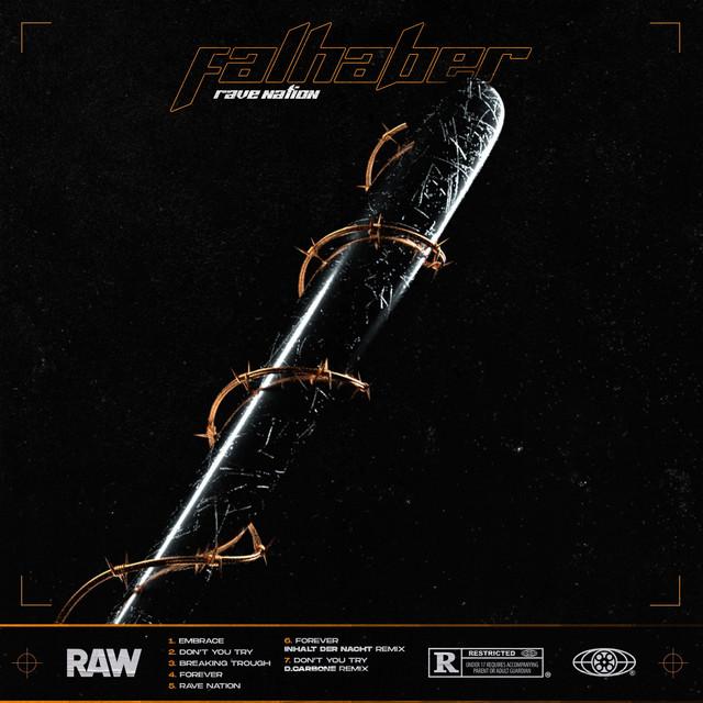 Falhaber - Rave Nation EP Image