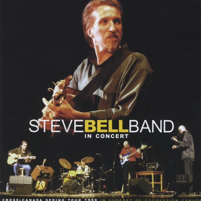 Steve Bell Band in Concert aka Each Rare moment