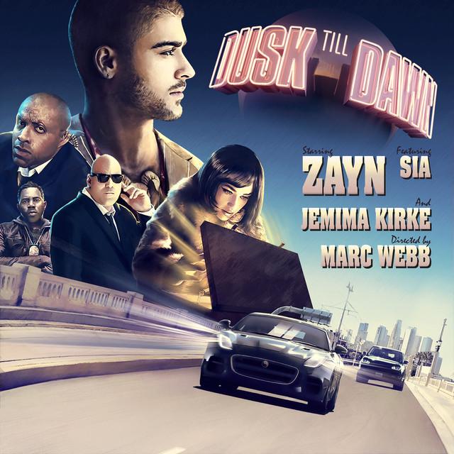 Dusk Till Dawn (Radio Edit) - Dusk Till Dawn - Radio Edit