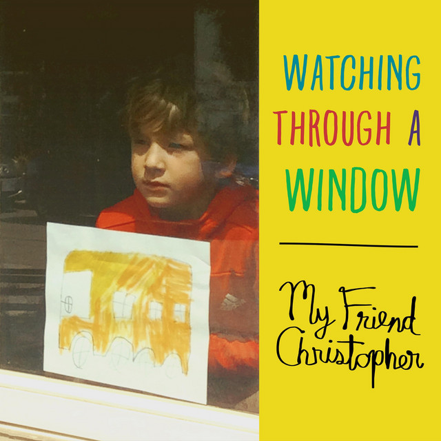 Watching Through a Window by My Friend Christopher