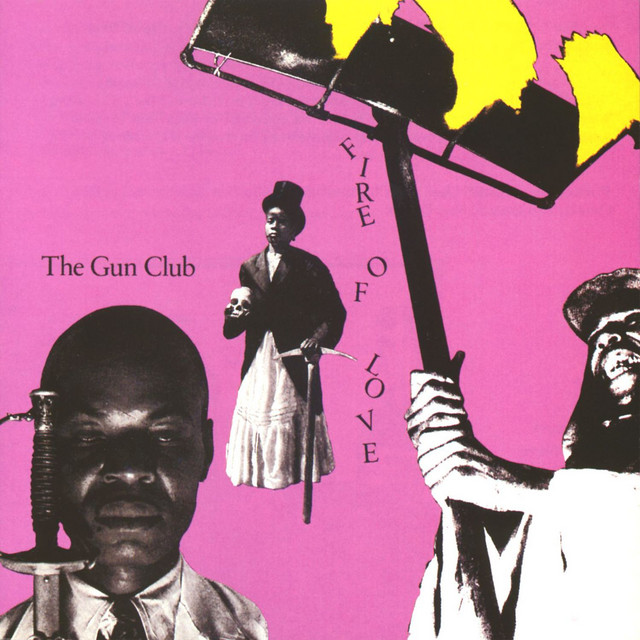 Cover art for Sex Beat by The Gun Club