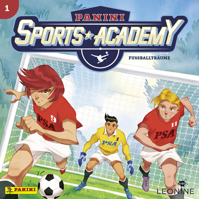 Folge 01: Fußballträume Cover