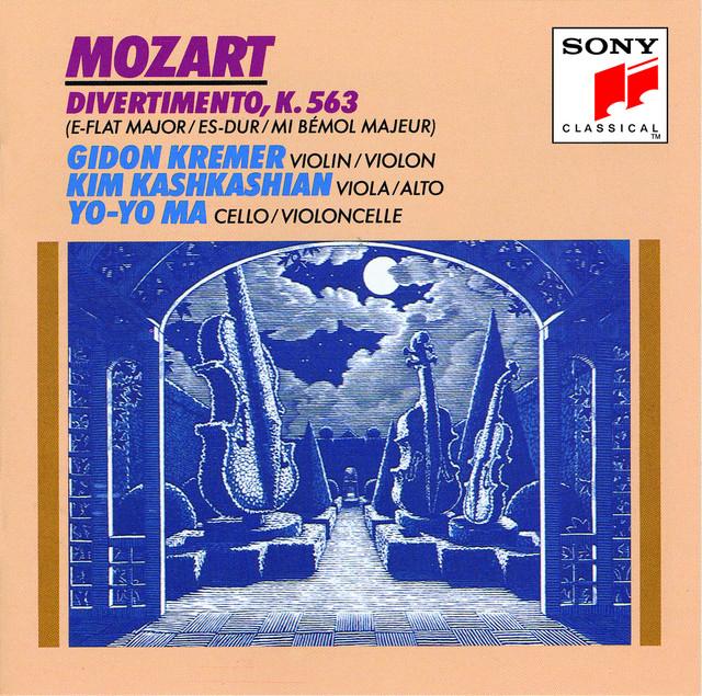 Mozart: Divertimento in E-Flat Major, K. 563