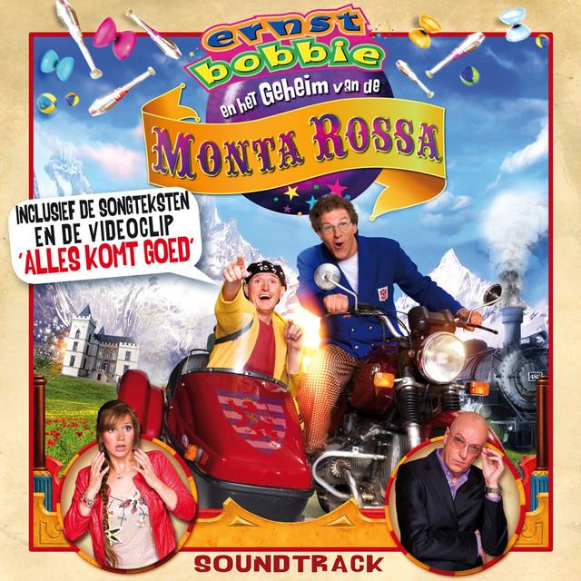 Ernst, Bobbie en het Geheim van de Monta Rossa by Ernst & Bobbie