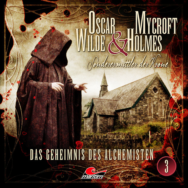 Sonderermittler der Krone, Folge 3: Das Geheimnis des Alchemisten Cover