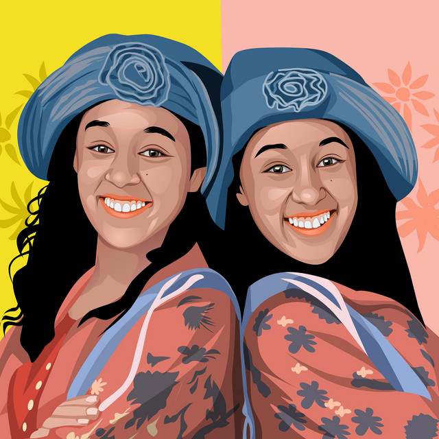 Sister, Sister by FYÜTCH